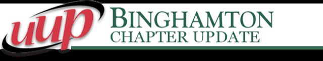 UUP, Binghamton Chapter Update