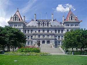 Albany capitol
