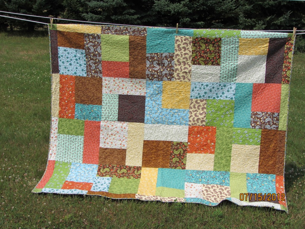 Quilt To Be Raffled Suny Plattsburgh Uup Chapter