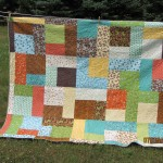 Quilt to be raffled