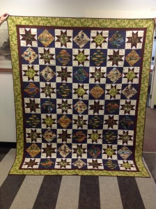 Quilt Adirondack theme Aug2014 for raffle